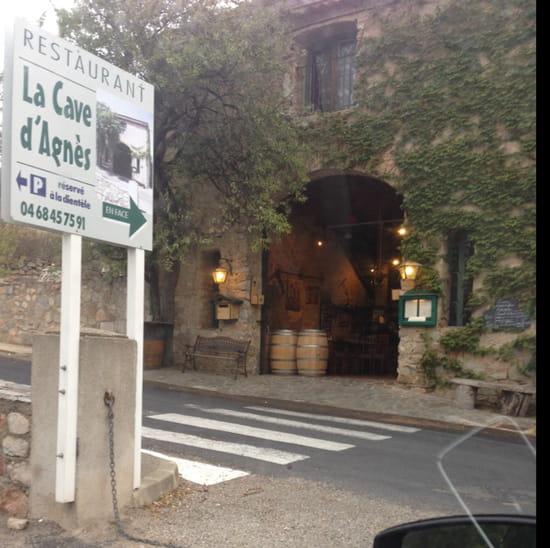 , Entrée : La Cave d'Agnes