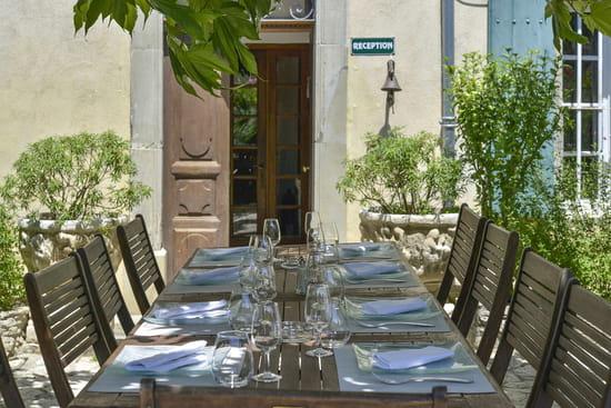 La Centaurée - Domaine de Fraisse  - Terrasse -