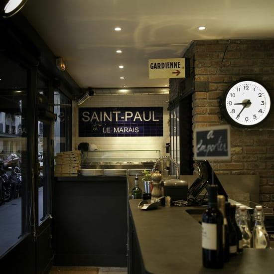 La Cerise sur la Pizza Saint Paul