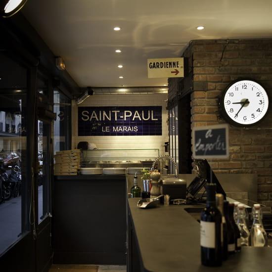 La Cerise sur la Pizza - Saint Paul  - La Cerise sur la Pizza - Saint Paul -   © La Cerise sur la Pizza