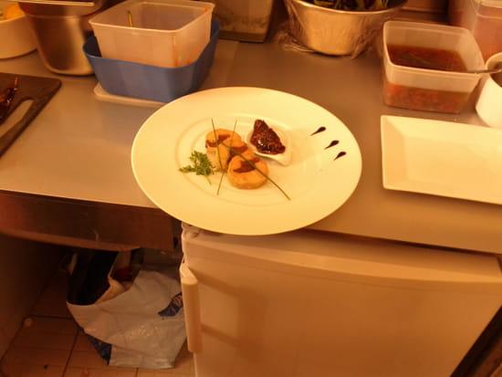 La Chaise Bleue  - notre foie gras maison -   © Brigitte