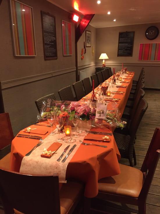 La Chalosse  - table dressée pour un mariage -   © chalosse