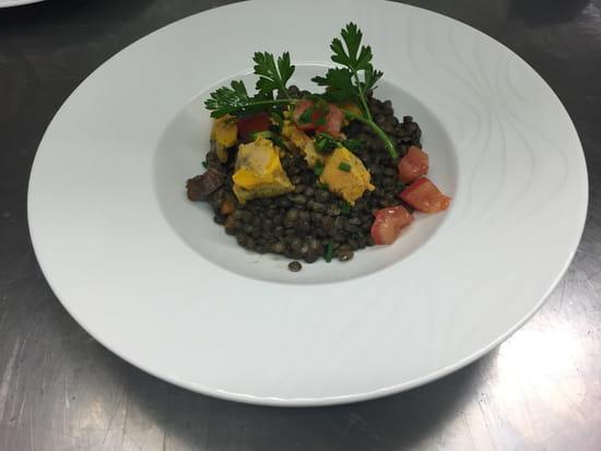 La Chalosse  - caviar de lentilles -   © chalosse