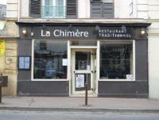 La Chimère  - façade -   © jc