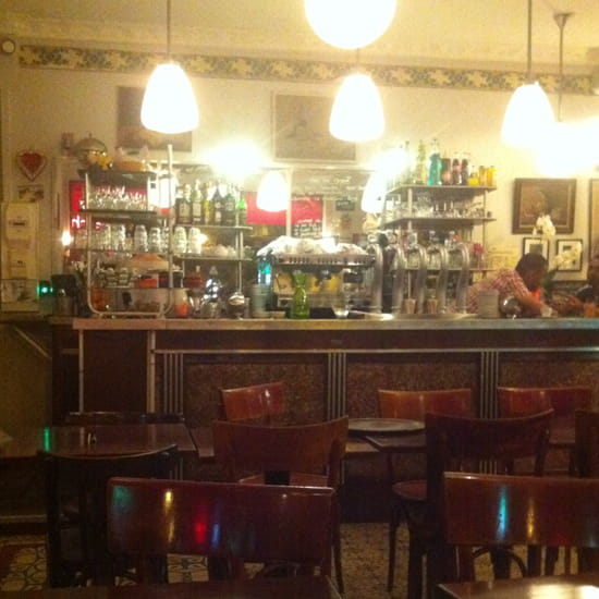 , Restaurant : La Comete