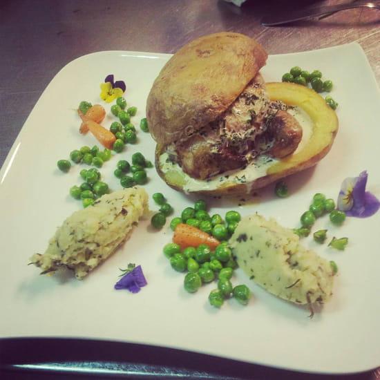 , Plat : La Cookinière