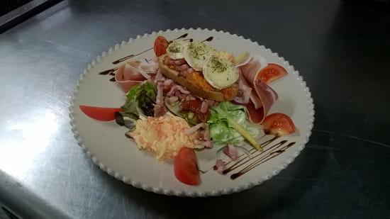 La Cotrillade  - Salade géante «la biquette» -