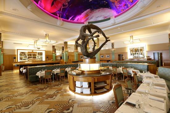 La Reserve Paris Michelin Restaurants