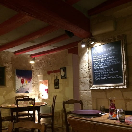 , Restaurant : La Crédence