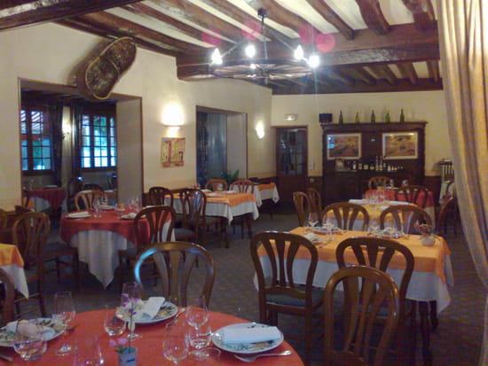 La Crémaillère  - Salle de Restaurant -   © m.rouet