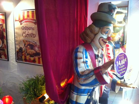 La Crêpe Rit du Clown