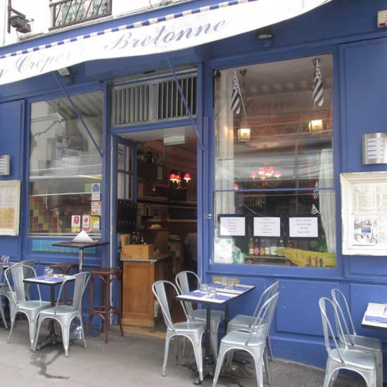 La Crêperie Bretonne Paris Montparnasse