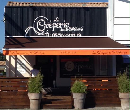 , Restaurant : La Crêperie de Saint Médard en Jalles  - De l'ombre ou du soleil ? -