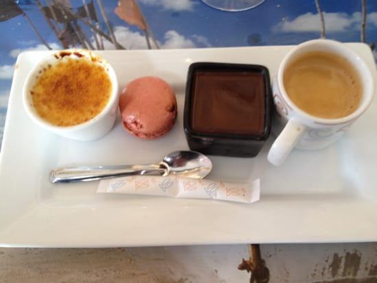 , Dessert : La Criée
