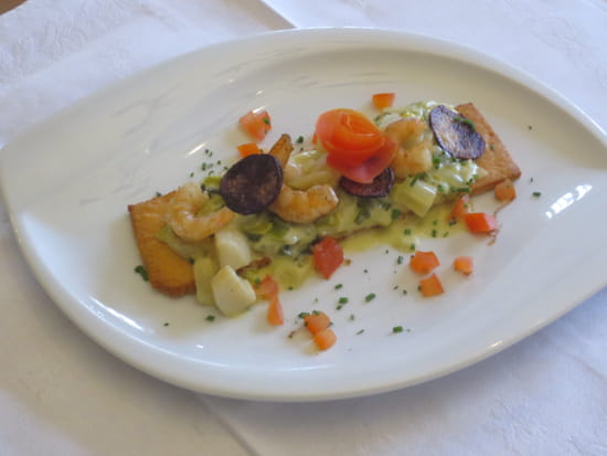 La croix blanche restaurant de cuisine traditionnelle for Cuisine blanche traditionnelle