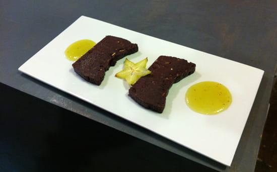 La Cuisine  - Gâteaux au chocolat moelleux à l'orange -
