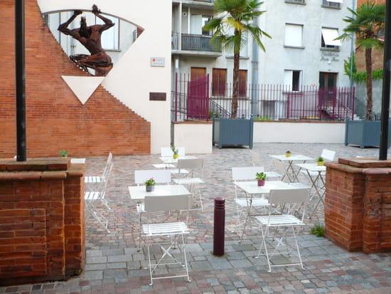 La Fée Gourmande  - La terrasse -   © aurelia