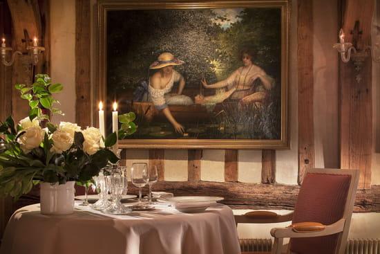 La Ferme Saint Siméon  - Le Restaurant -