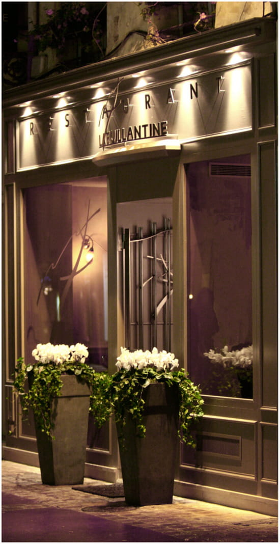 La feuillantine restaurant gastronomique saint germain en laye avec linternaute - La poste st germain en laye ...