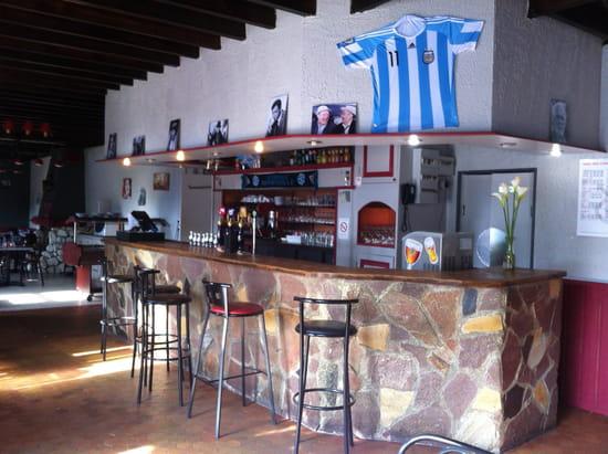 La Flambée  - Le Bar -