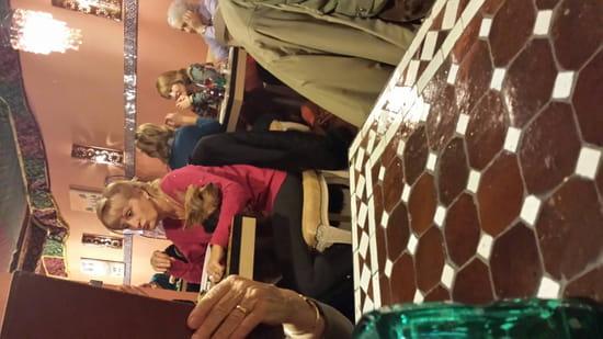 , Restaurant : La Fleur d'Oranger