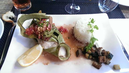 , Restaurant : La Fleur de Thym  - Merlu -