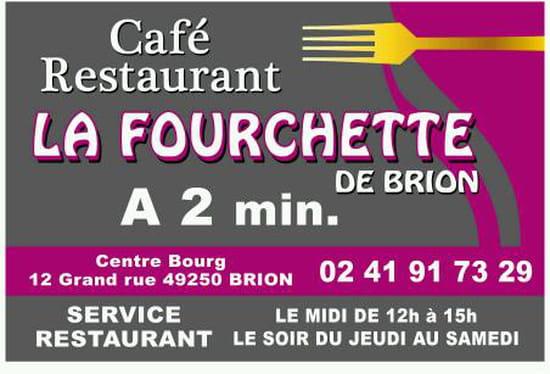La Fourchette de Brion  - la fourchette de brion paneau -