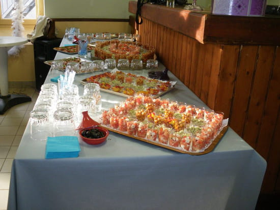 La Fourchette de Brion  - buffet oriental -