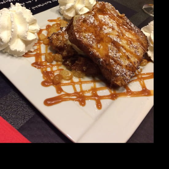 , Dessert : La Gargouille