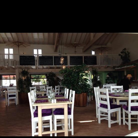 , Restaurant : La Garluche
