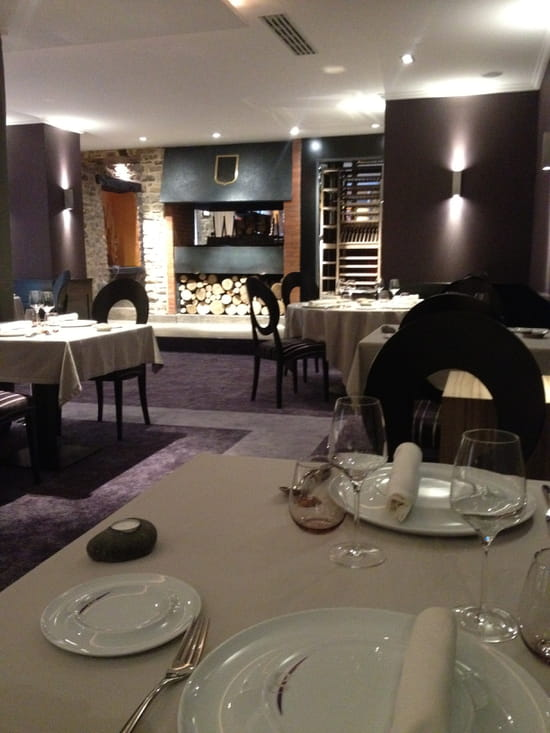 La Gourmandière Restaurant Olivier Samson  - La table d'Olivier -   © Hélène Baron