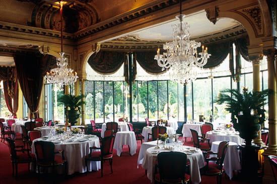 La grande cascade restaurant gastronomique paris avec for Restaurant la cascade
