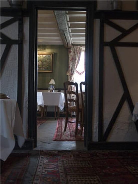 La Grenouillère  - Le restaurant -   © Auberge de la Grenouillère