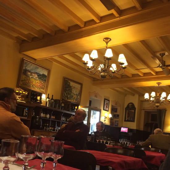 , Restaurant : La Grille