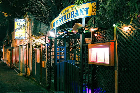 La Guinguette  - By night -