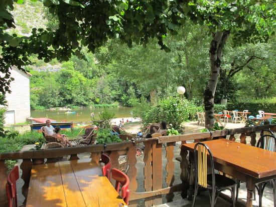 La Guinguette de Cazals  - Terrasse ouverte -