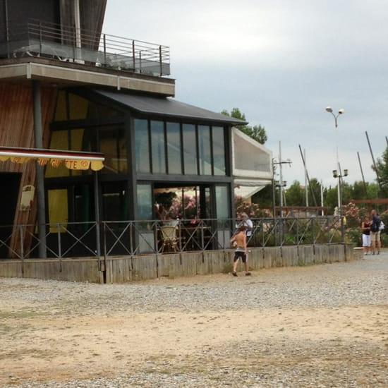 , Restaurant : La Guinguette du Lac
