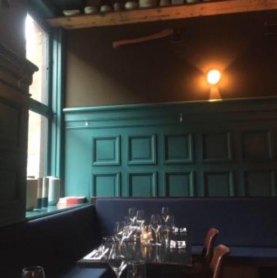 , Restaurant : La Hache