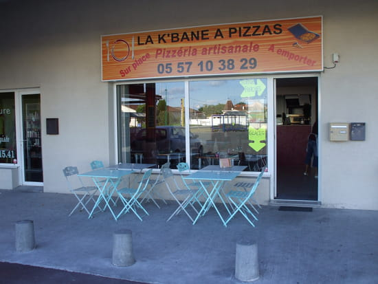 La K'Bane à Pizzas