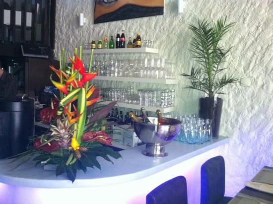 La Licorne  - Le bar -   © kerebel philippe
