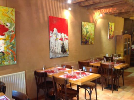 , Restaurant : La Loge de Saint Pierre