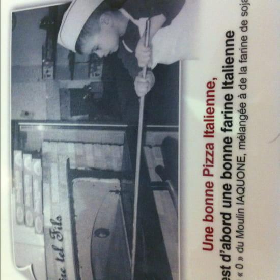 , Restaurant : La Luna  - Tel père tel fils! -