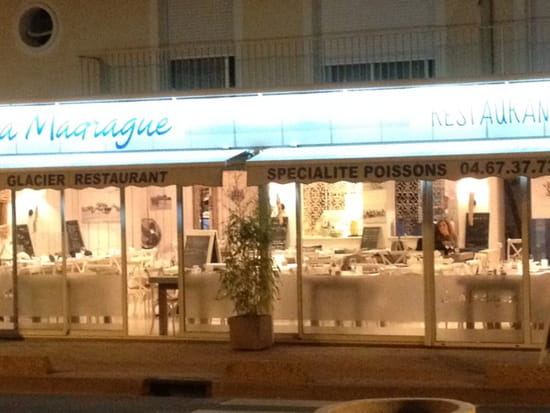 , Restaurant : La Madrague