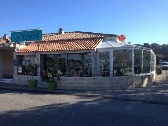 La mar e restaurant breton saint mandrier sur mer avec for Restaurant st mandrier