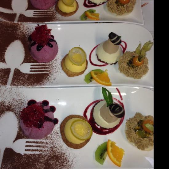 , Dessert : La Marigotière Traiteur