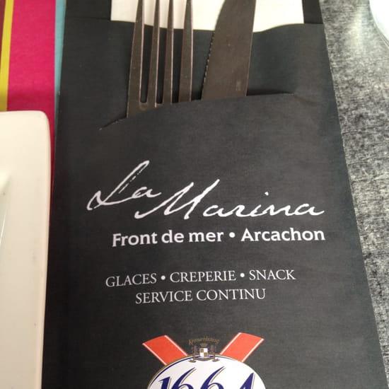 , Restaurant : La Marina