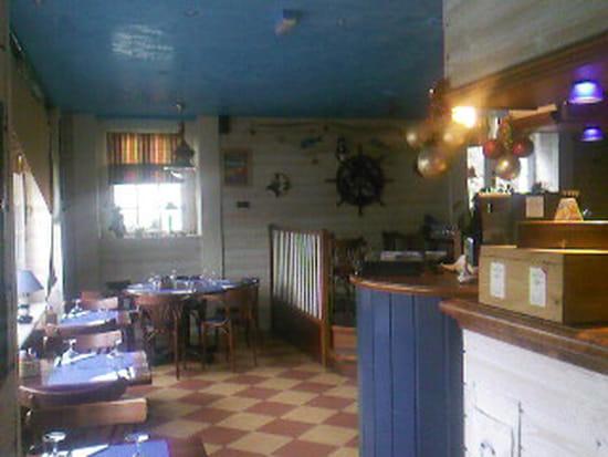 La Marine  - interieur du restaurant -