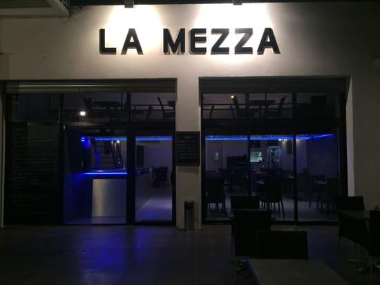 la mezza brasserie bistrot salon de provence avec l