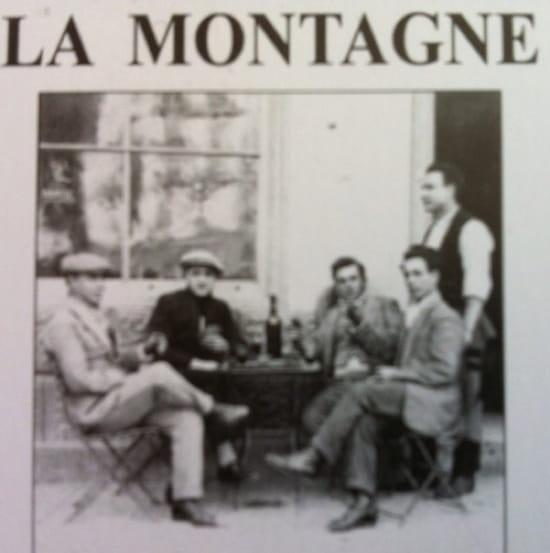 , Restaurant : La Montagne