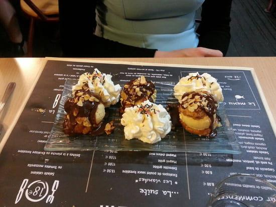 , Dessert : La P'tite Adresse